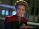 UPN Star Trek Voyager QA 3 Kate Mulgrew / Kathryn Janeway
