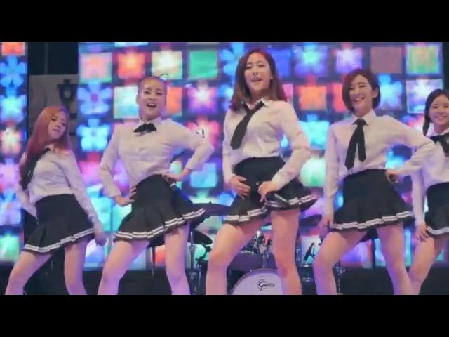 ОЙ ДЕВКИ БАБЫ КАЮТСЯ Если бы Эту песню спели Хайповые Кореянки Вышло бы примерно Так