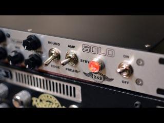 Рокин Факин #53 - Гитарный усилитель R&R Sound Solo (Россия)
