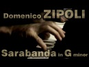 Domenico ZIPOLI: Sarabanda (Suite in G minor)