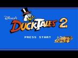 Duck Tales 2 NES - Прохождение (Утиные истории 2 Dendy, Денди - Walkthrough)