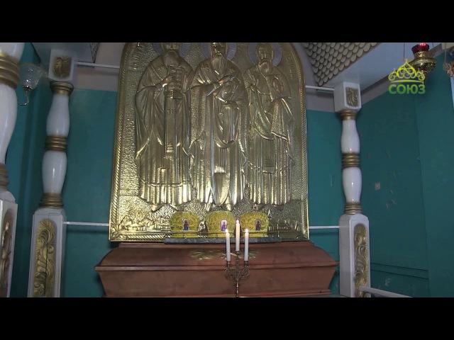 По святым местам. От 21 февраля. Михайло-Архангельский монастырь (с.Усть-Вымь, Коми)