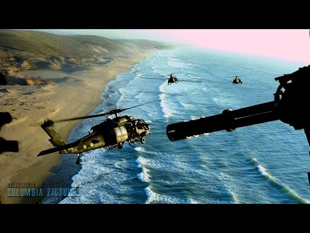 Black Hawk Down |2001| All Battle Scenes [Edited] (October 3, 1993)