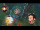 Faker shows how to use Hexflash - High elo BM - Funny Stream Moments 97