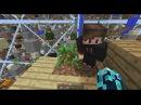 Minecraft. Выживание в SkyGrid 1