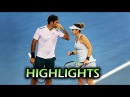 Federer Bencic SUI vs Sugita Osaka JAP ♦ Hopman Cup 2018 HD Highlights