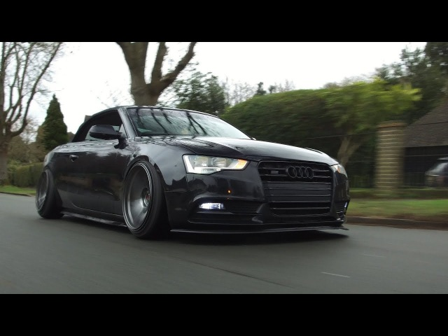 Calvin's Cambered A5 | Candy Showroom (4k)