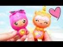 Ovo Surpresa Gigante e Fábrica de Squishies Smooshins -Brinquedonovelinhas com bonecas