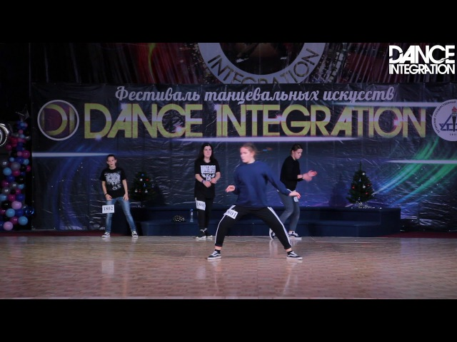Dance Integration 2017 - Hip-Hop Solo, Adults Girls