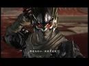 Ninja Gaiden 2 Master Ninja Chapter 14 Boss - Evil Genshin 58sec (Tonfa)