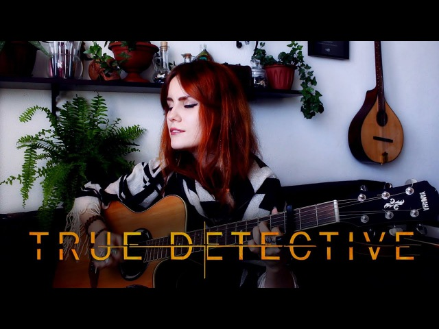 Far From Any Road - The Handsome Family (True Detective op) Gingertail Cover