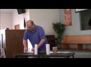 Children's Science Experiment Kids Object Lesson about Getting Strength from God