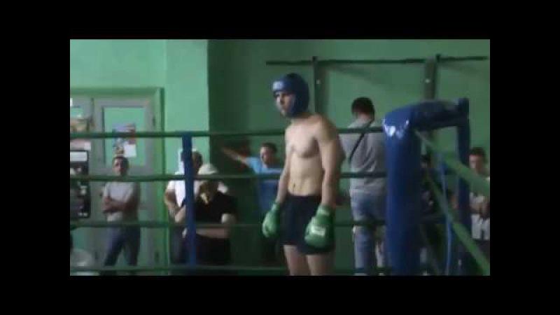 Воротилов Алексндр СК СКИФ, финал кикбоксинг, НОКАУТ, г.Бахчисарай, апрель 2013