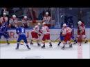 СКА-1946 2:0 МХК Спартак с трибуны Хоккейного города