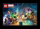 1 прохождение игры Lego Marvel Super Herosмерзость и песочный человек.