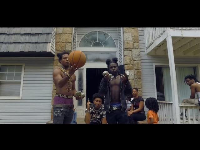 Scarfo Da Plug NBA feat Drugrixh Peso Official Music Video