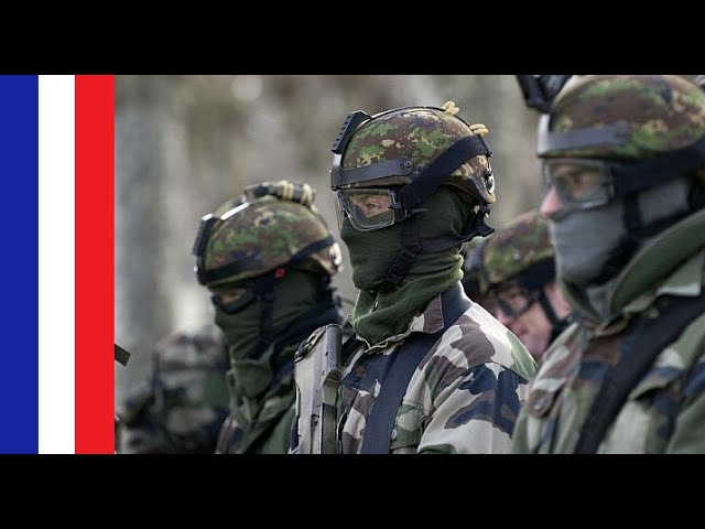 Forces Spéciales (French Special Forces) : le 1er RPIMa « Who Dares Wins »