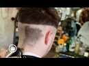 Skin Fade Haircut with Textured Top