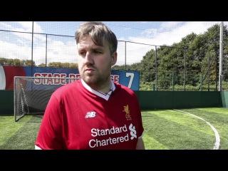 Jordan Henderson's guide to taking a penalty