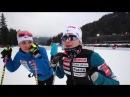 Мика Путала: За кадром Кубка мира по биатлону