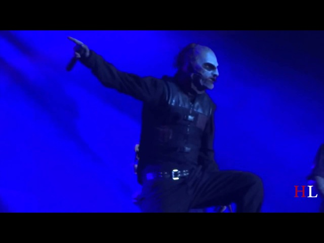 Slipknot - Live @ Moscow 30.01.2016 Full Show [MULTICAM] by HEADLINER HD