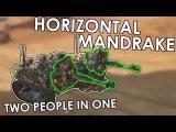 HORIZONTAL MANDRAKE FUSION CAR - Crossout