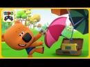 Детский уголок KidsCorner Мимимишки - Кеша объявил глобальное потепление Ми-ми-мишки книжки