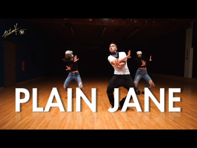 A$AP Ferg- Plain Jane ft. Nicki Minaj (Dance Video) | Mihran Kirakosian Choreography