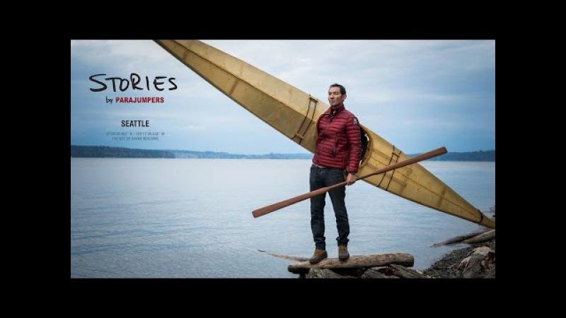 Parajumpers Stories The Art of Kayak Building