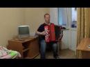 Баянист-самородок классно играет казачью песню! Music!