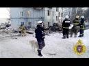 Взрыв бытового газа в Мурманске