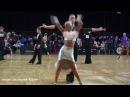 Румба на турнире по бальным танцам Siberian Open Cup 2017