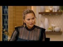 Chrissy Teigen Lip Sync Battle Complete Interview on Live with Kelly and Ryan