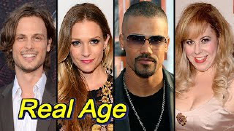 Real Age Of Criminal Minds Actors