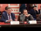 Константин Семин и Андрей Медведев в МПГУ