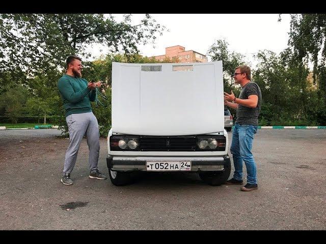 Тачка Бро - ВАЗ 2105 / Хозяйская Пятёрка (Разгон до 100 км/ч)