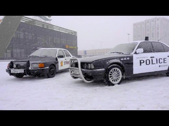 2 сезон АВТО-ПРИГОВОР 4 / БИТВА ПОЛИЦЕЙСКИХ ТАЧЕК / BMW vs FORD