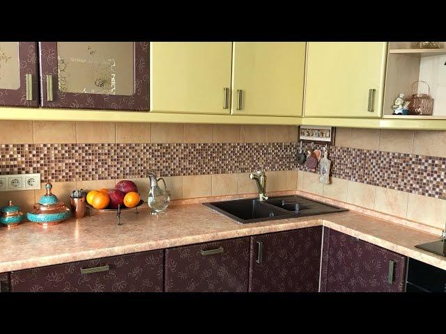 Кухня минималиста , перфекциониста и лентяйки ! Для большой семьи.Room Tour .Мои секреты. Часть 3 .