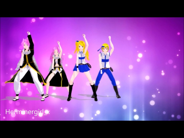 MMD - NaLu - Shake it Off {Fairy Tail}