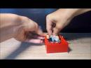 Как сделать 3 х ступенчатую очень простую коробку передач из лего