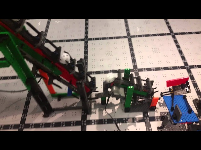 Vex IQ Great Ball Contraption Summer 2015