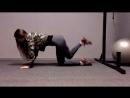 Упражнение «махи». @Alenka.Fit