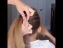 Обьёмная коса-гофре