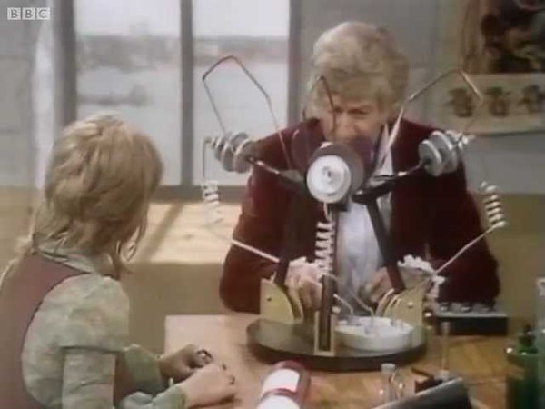 First appearance of Jo Grant - Doctor Who: Terror of the Autons - BBC