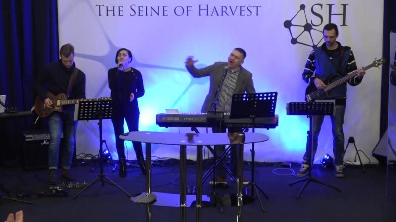 Сергій Барта - Серце моє відкрий, Бог