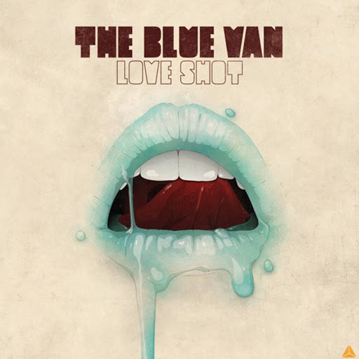 The Blue Van альбом Love Shot
