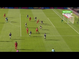 Шотландия 0:1 Англия | Гол Окслейда-Чемберлена