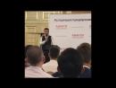 Дмитрий Портнягин Открытая встреча в The Ritz Carlton
