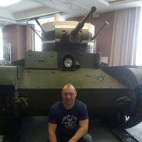 Анкета Виктор Новиков