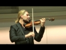 David Garrett - Violin Concerto D-major op.77, fragment 5 - Moscow 02.03.2015